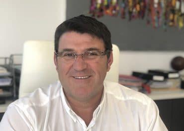 Alain Roué, dirigeant Océlorn
