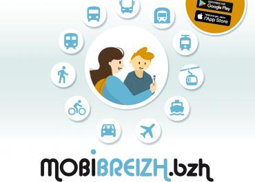 mobibreizh transports publics en Bretagne trouver son trajet train bus car bateau