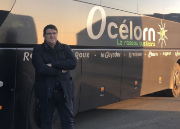 Alain Roué, président du réseau Océlorn, finistère