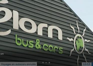 france3 reportage entreprise Elorn bus et cars réseau Océlorn