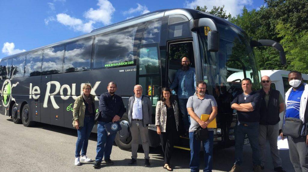 Le réseau Océlorn se mobilise pour présenter le transport de voyageurs, un secteur qui recrute de nombreux conducteurs de bus